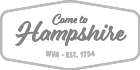 Hampshire county CVB logo